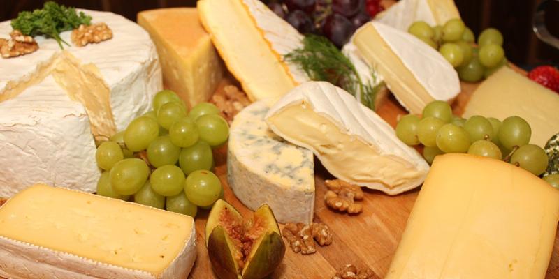 italian cheese prodotti tipici