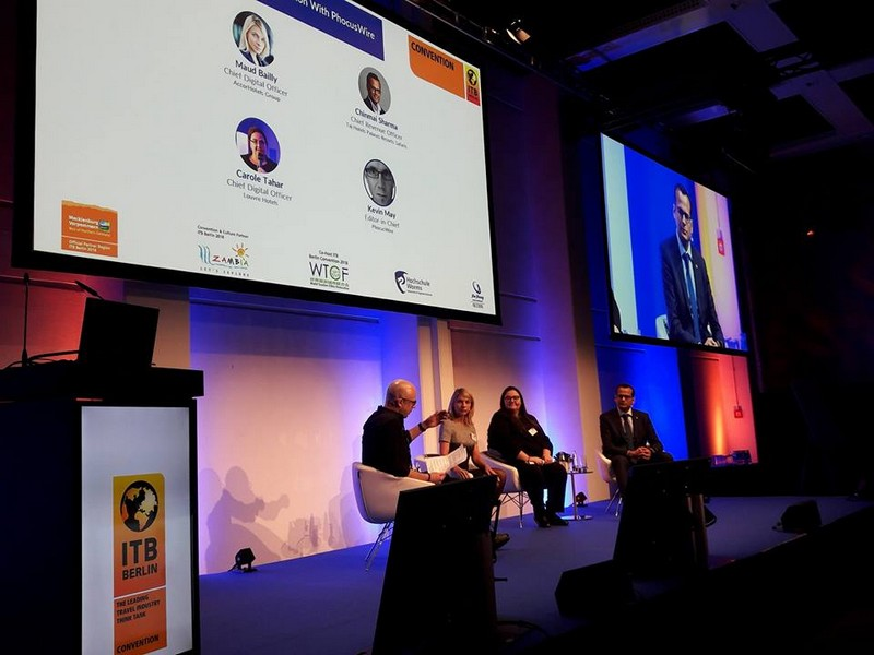 itb 2018 - Digitalization imposes challenges on hotels