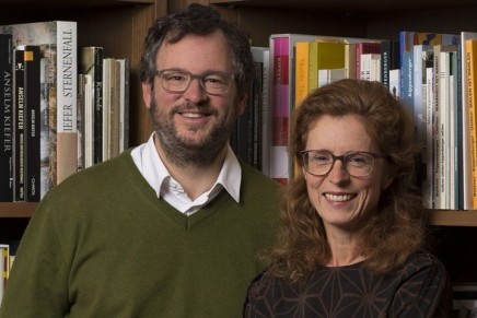 Swiss couple Iwan and Manuela Wirth top art power list