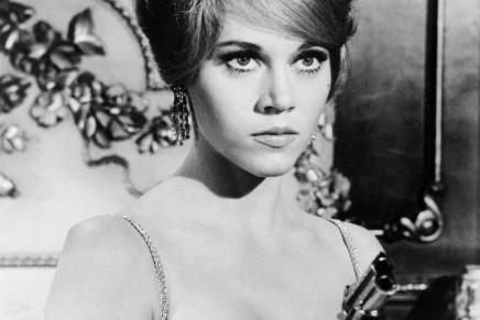 Jane Fonda: five best moments