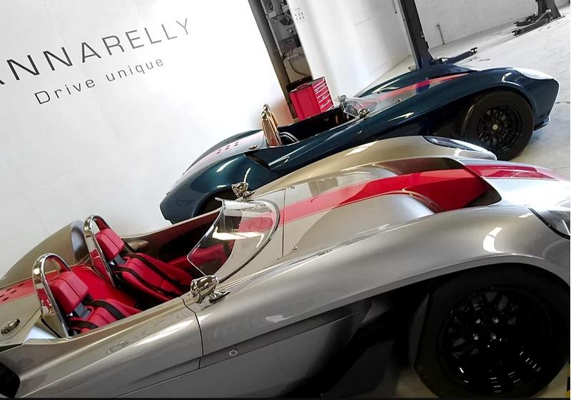 jannarelly automotive - drive unique