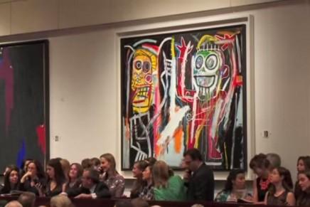 The Jean-Michel Basquiat I knew…