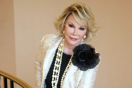 200 items from Joan Rivers's New York penthouse to go up for auction