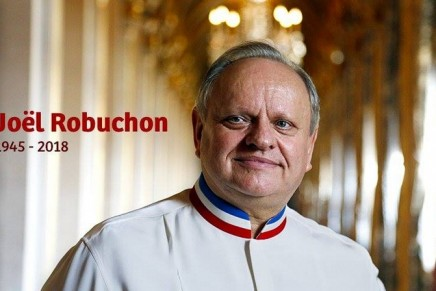 Joël Robuchon obituary