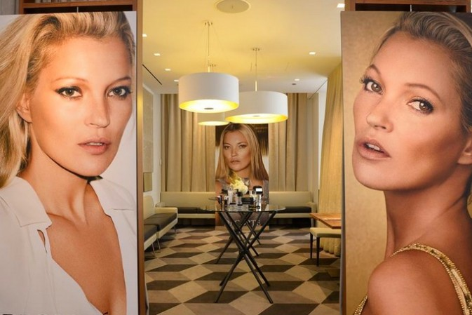 'I never used to eat salads': how to look like Kate Moss (according to Kate Moss)