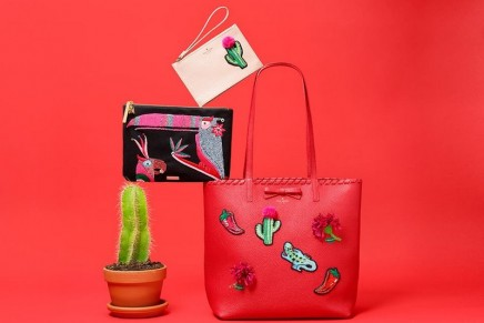 Kate Spade Opens First Shop in the City of Lights