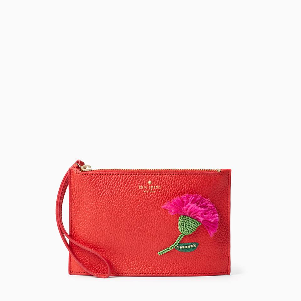 kate spade small leather accessories