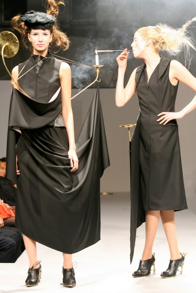 kei kagami conceptual pieces - Autumn Winter 2007- 2008