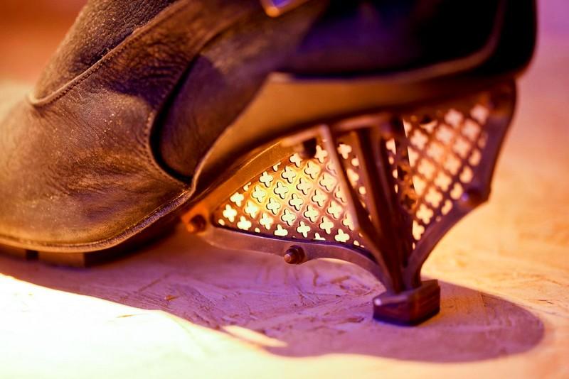 kei kagami shoes photos -kei kagami retrospective at Selfridges-Photos by Andy Tommo