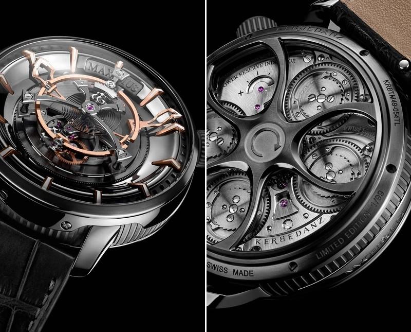 kerbedanz maximum watch 2017 edition-