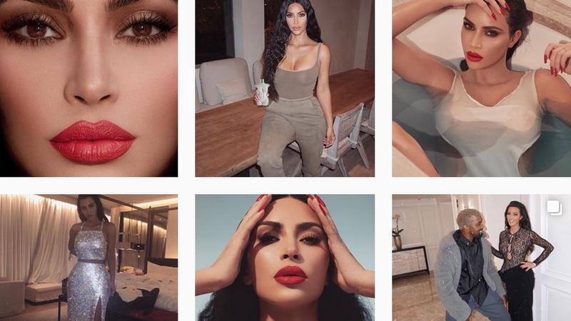 kimkardashian insta