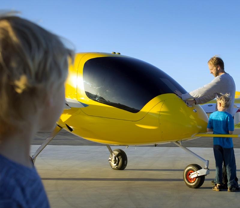 kittyhawk cora aircraft
