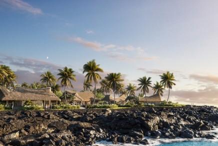 Hawaii's Historic Kona Village resurected as a Rosewood Resort