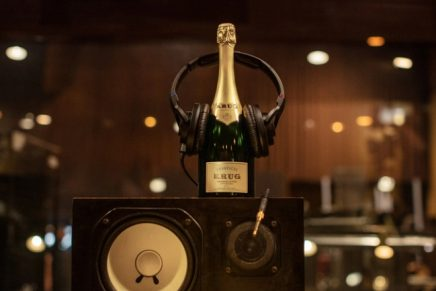 From Soloist to Orchestra in 2006: A music and champagne pairing experience from Krug