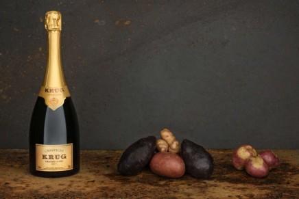 I say potato, you say potato or how to pair champagne and Solanum tuberosum