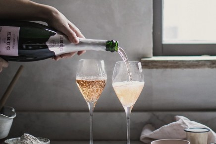 Krug has reopened the doors to the historic home of the Krug family in Reims, France