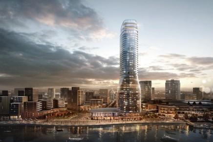 St. Regis Belgrade to form the centerpiece of the new Belgrade Waterfront development