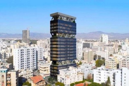 The founder of Playtech scores a luxury office building for himself in Cyprus