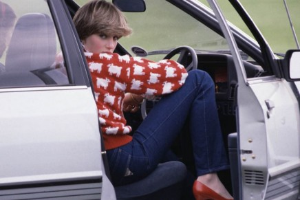 Queen of cool: how off-duty Diana became style's new muse