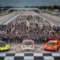 lamborghini super trofeo group photo