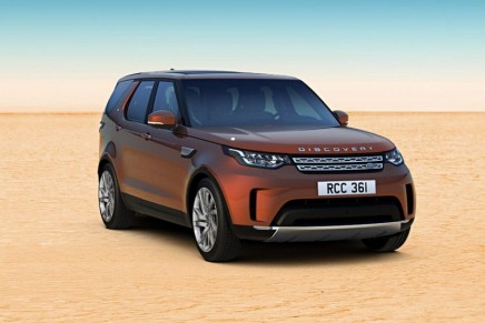 Land Rover Discovery review: 'Do you always reverse into other people?'