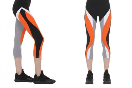 How workout leggings set the pace in fashion
