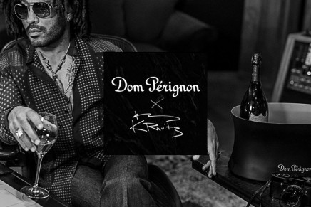 Partners in rhyme: Dom Pérignon x Lenny Kravitz