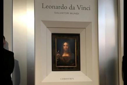 Artistic license? Experts doubt Leonardo da Vinci painted $450m Salvator Mundi