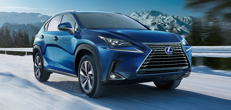 lexus NX-hybrid