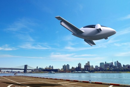 Available from 2018: the world's first vertical takeoff and landing aircraft for use in everyday life