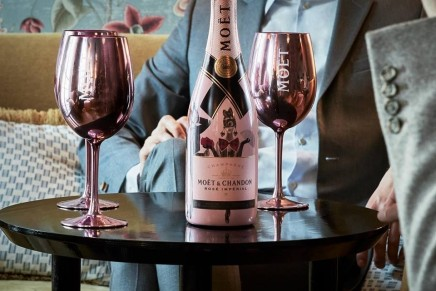 At the trendiest lounge bars: 2018 launches from biggest champagne houses