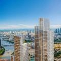 london luxury towers 2015