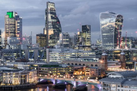 Londoners back limit on skyscrapers as fears for capital's skyline grow