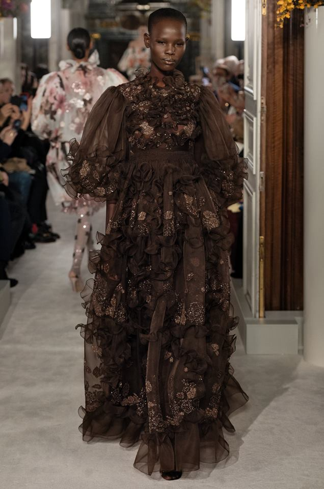 look 101 - Valentino Haute Couture SS 2019