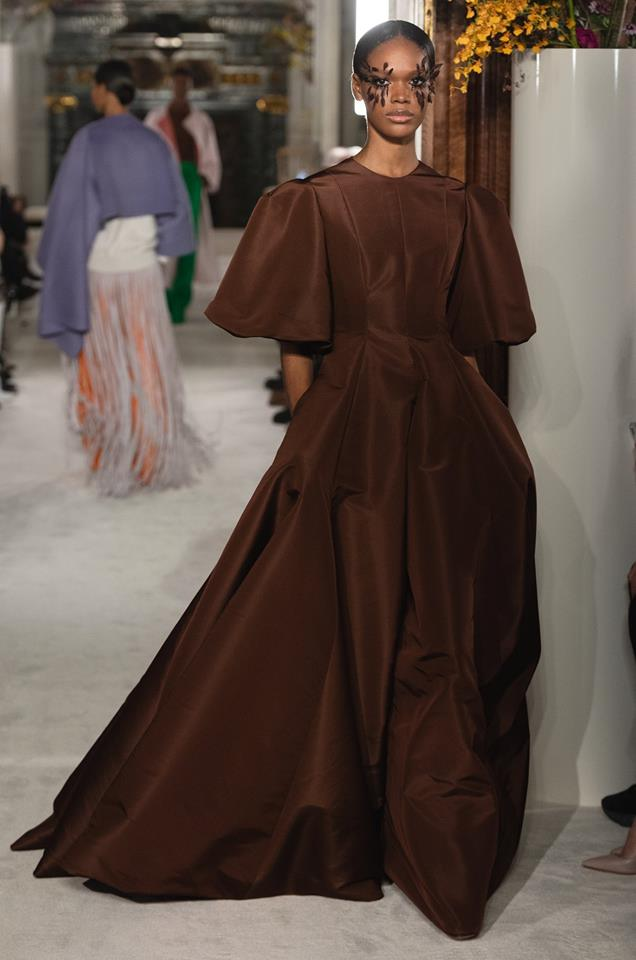 look - Valentino Haute Couture SS 2019