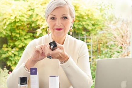 'This is what 70 looks like': the new generation of beauty influencers