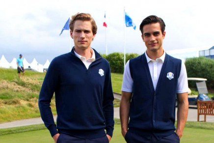 Loro Piana for the most prestigious team golf competition in the world