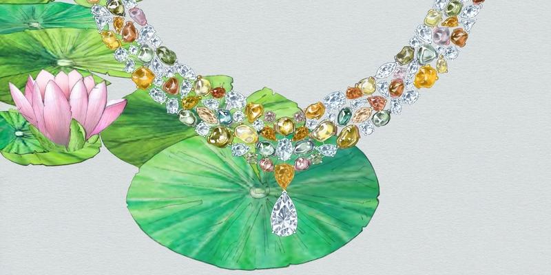 lotus by debeers - SOOTHING LOTUS
