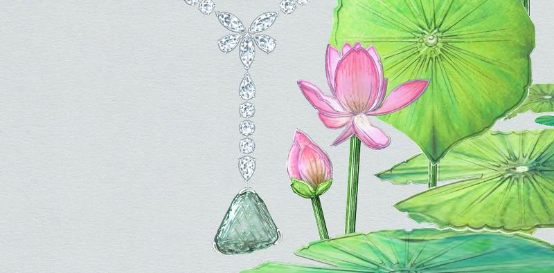 lotus by debeers