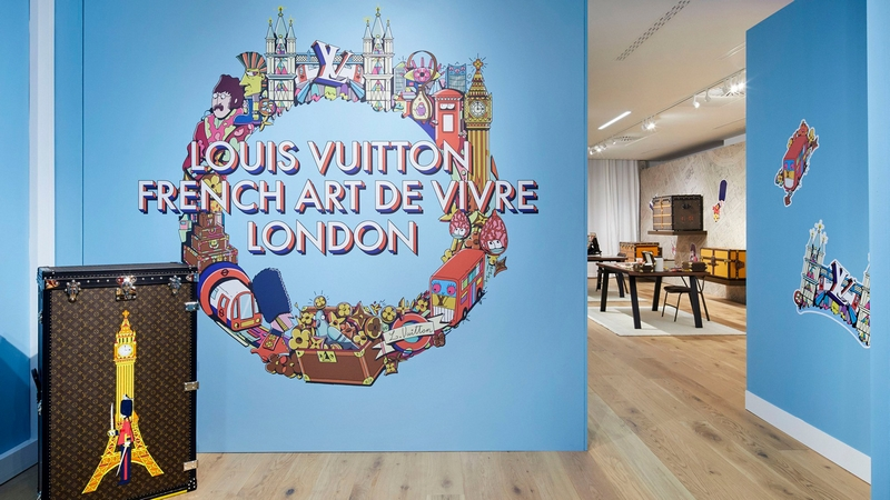 louis vuitton french art de vivre london