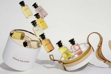 First Louis Vuitton Perfumes are tracing a journey of emotions