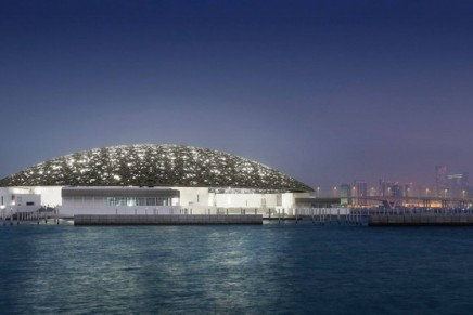 Louvre Abu Dhabi: Jean Nouvel's spectacular palace of culture shimmers in the desert