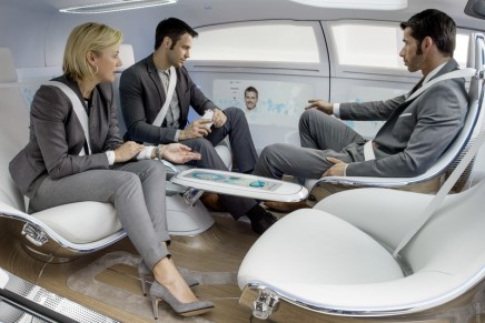 What will the car of 2040 be like?