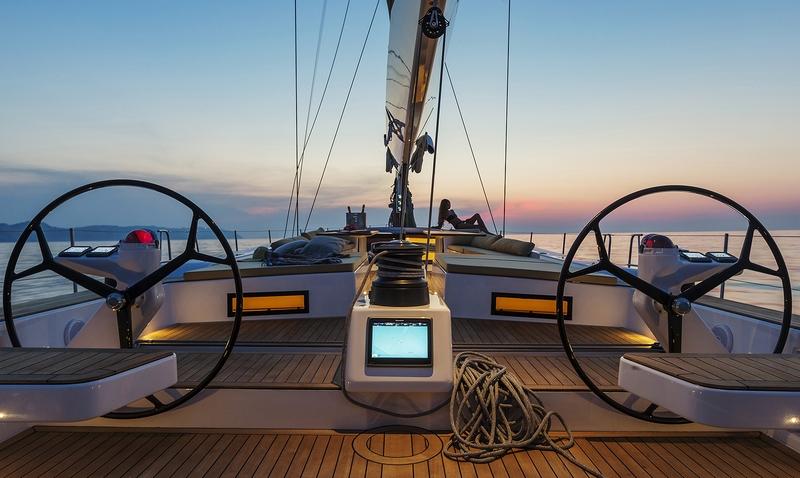 luxury maxi yacht A80 - Advanced A80 APSARAS