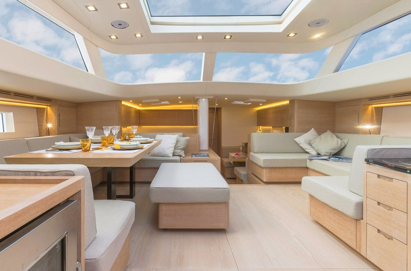 luxury maxi yacht A80 - interiors 2018-01