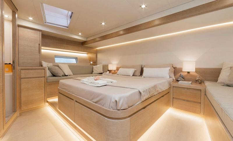 luxury maxi yacht A80 - interiors 2018-03