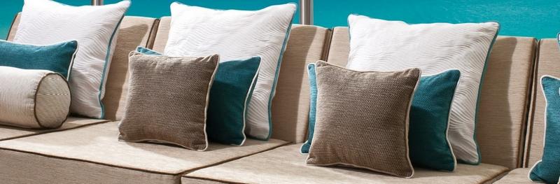 luxury outdoor fabric range