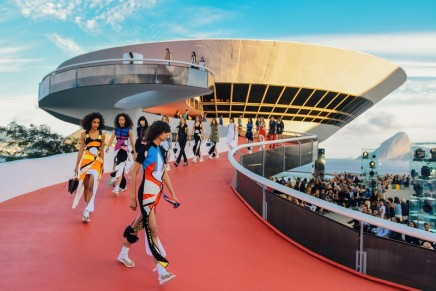 Louis Vuitton cruise collection seeks fashion's next dimension in Brazil