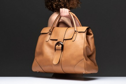 Super supple, oversized and gender-neutral: xxl – Delvaux x Jean Colonna latest Brillant design