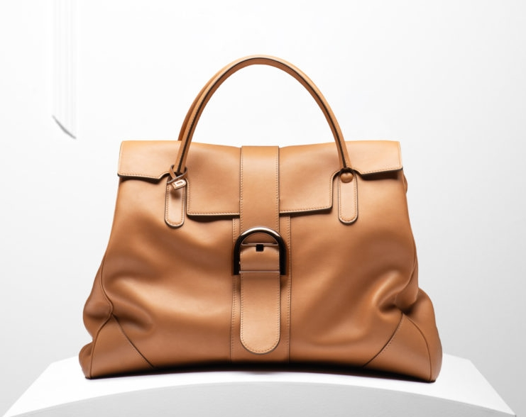 l'xxl the Brillant deconstructed for him & her bag by delvaux - a dreamy hide